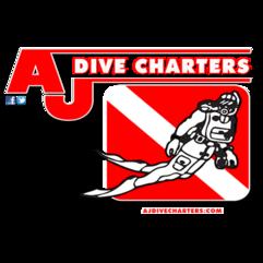 AJ Dive Charters Logo