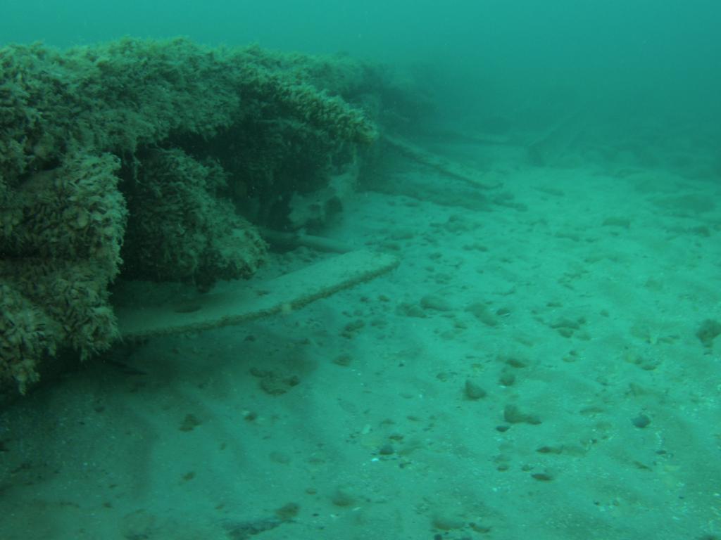 Appomattox Shipwreck 10