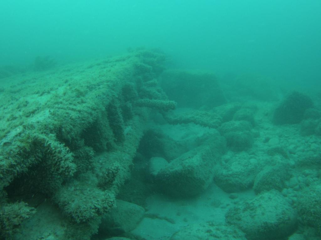 Appomattox Shipwreck 12