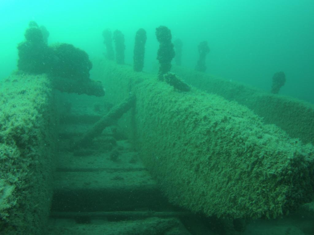 Appomattox Shipwreck 3